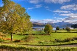 View of Loch Etive from Cottage