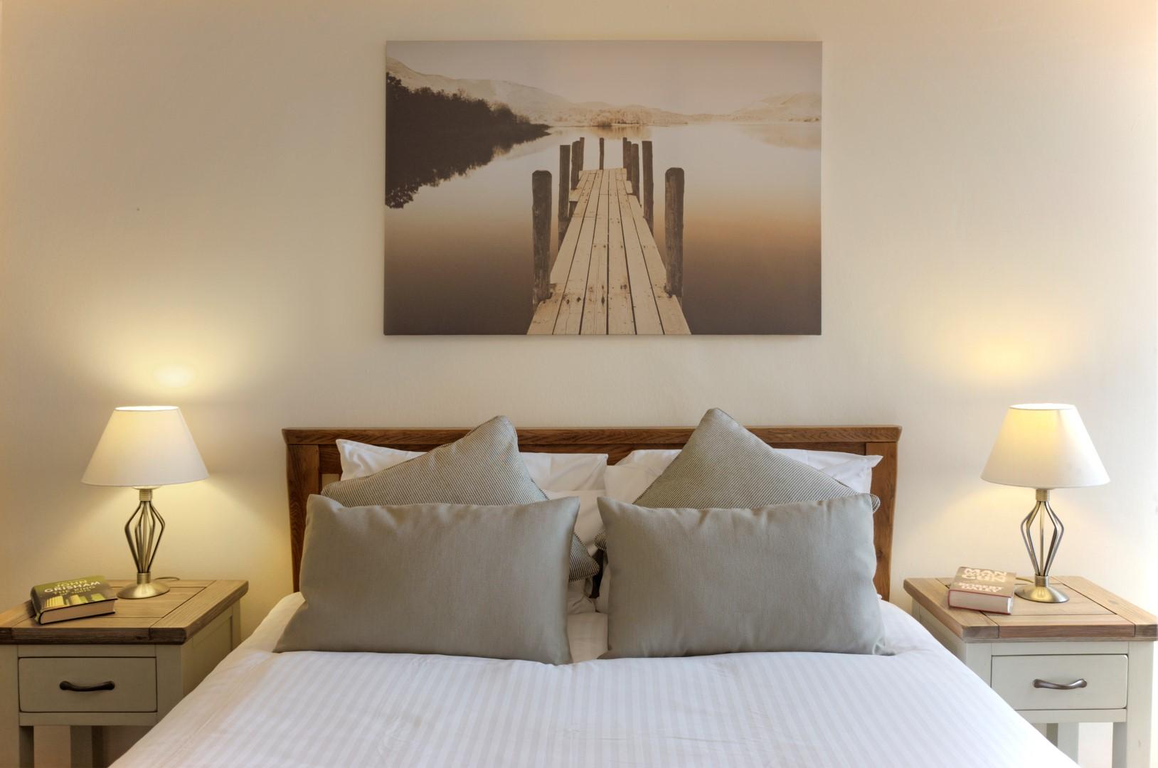 Argyll Mansions King Bedroom