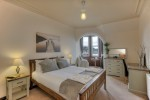 Argyll Mansions King Room with View