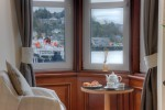 Oban Harbour View from Bay Window