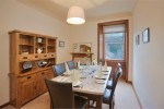 Self Catering Dining Area