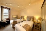 Twin Room with View Over Oban Bay