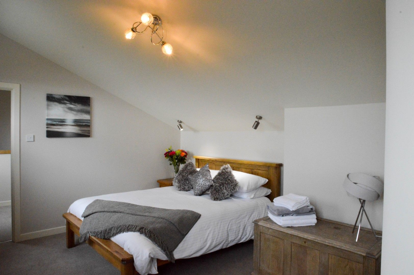 Master King Room with Ensuite