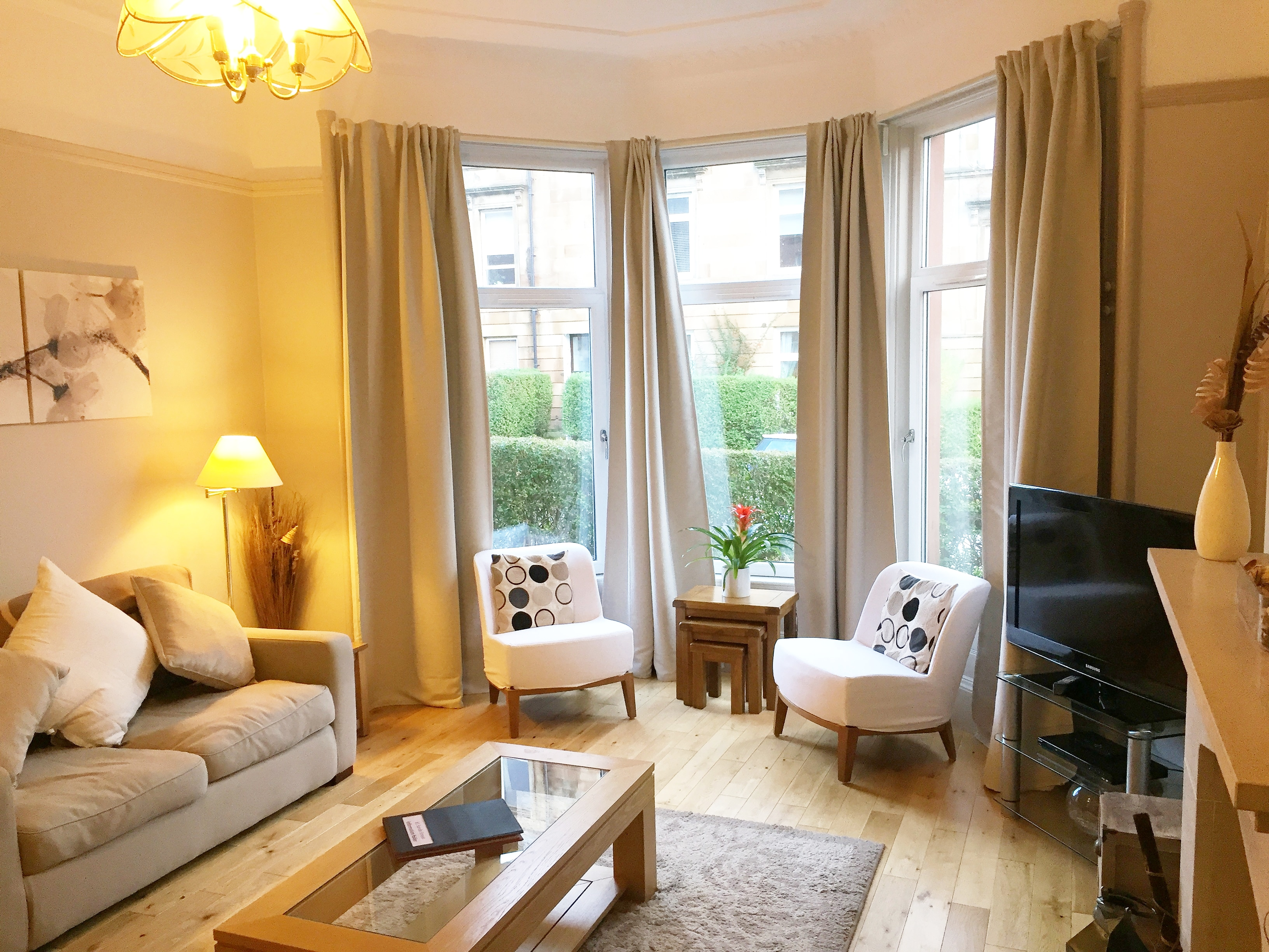 Luxury Holiday Apartment Glasgow West End