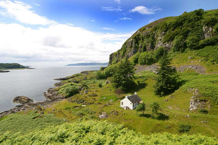 Tigh Beg Croft West Coast Cottages